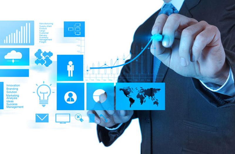 Auditorias setoriais nas áreas de vendas, compras, finanças, produção, recursos